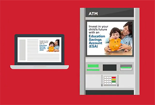 Blog: Personalized Marketing, Now Available at the ATM