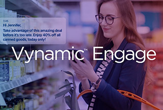 Video: Engage More Deeply with Your Consumers with Vynamic Engage