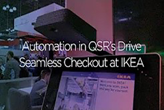 Video: Automation in QSR's Drive Seamless Checkout at IKEA
