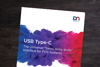 "Whitepaper: USB Type-C The Universal ""Swiss Army Knife"" Interface for POS Systems"