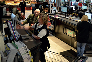 Case Study: Innovative Self-Checkout Concept