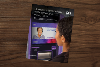 Brochure: Interactive Video Teller