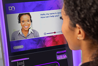 Video: Interactive Video Teller from Diebold Nixdorf