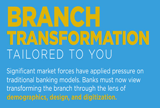 Infographic: Branch Transformation Tailored to You