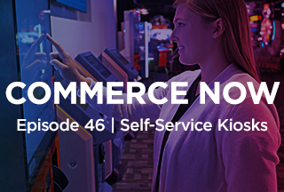 Podcast: Kiosks and the Self-Service Consumer Journey